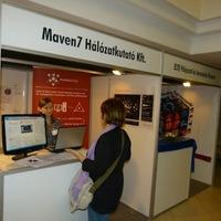 Maven7 az ELTE Innovációs Napon