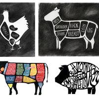 Alig van marhahús a