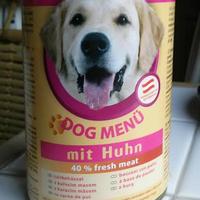 Megtévesztő kutyakonzerv címkék