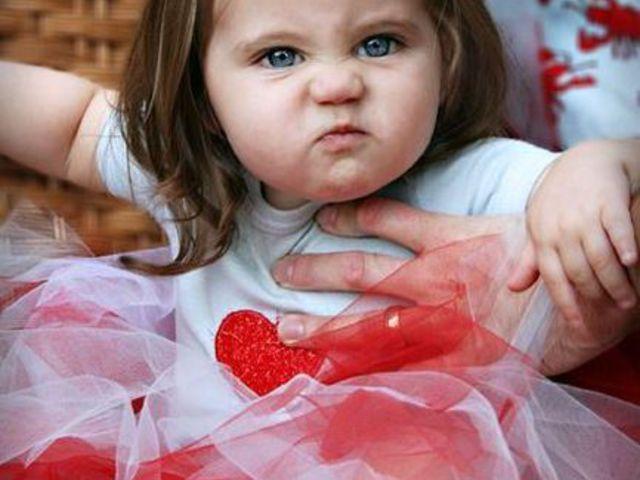 Babóca kitörése - Egy nevelt gyermek kifakadása