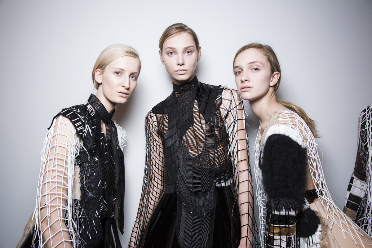 Central Saint Martins MA 2014, backstage (Sam Wilson, British Fashion Council) 16.jpg