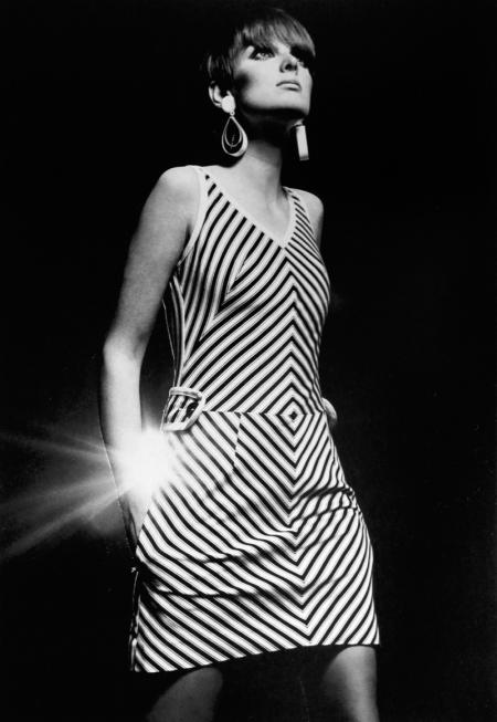 GRACE CODDINGTON, ITALIAN VOGUE, 1966<br />SWAYNE, ERIC