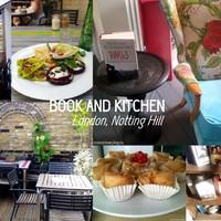 Book and Kitchen - Notting Hill titkos gyöngyszeme