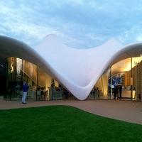 Megnyílt a Zaha Hadid tervezte Serpentine Sackler Gallery Londonban