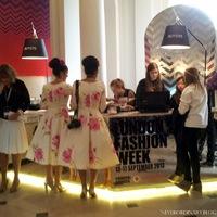 London Fashion Week 2013 - első nap avagy 3 szabály kezdőknek