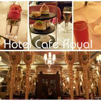 Ahol Oscar Wilde partizott - Nagyvilági teázás a Hotel Café Royalban