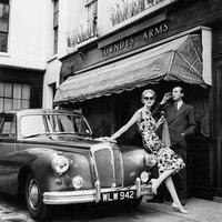 A brit Vogue archívumából vásárolhatunk képeket