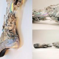 Művészi művégtagok: kristályláb és kígyókar