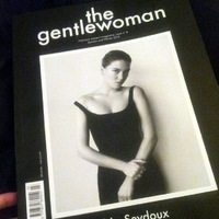 Megjelent a The Gentlewoman új száma + megújult a honlapjuk!