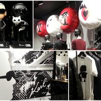 Ilyen Lagerfeld londoni butikja