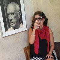 Colombe d'Or - étterem a francia Riviérán, ahol eredeti Picasso és Matisse mellett vacsorázhatunk