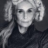 A világ legidősebb modellje nem akar nyugdíjba menni
