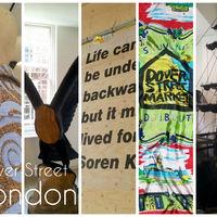 Dover Street - divat és művészet London egyik legmenőbb utcájában