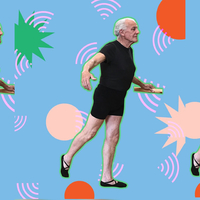 A férfi, aki 71 évesen kezdett balettozni