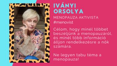 Ma van a Menopauza Világnapja!