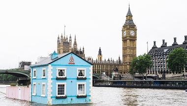 Jelenleg ez a legmenőbb airbnb ház Londonban