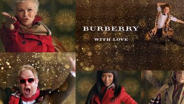 Burberry karácsonyra