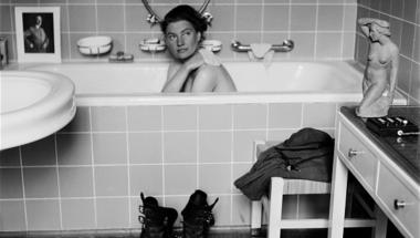 A nő, aki Hitler fürdőkádjában pózolt