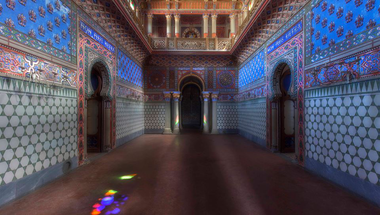 Pusztuló glamour: elhagyatott villák Olaszországban