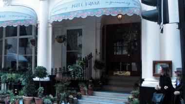 Mari Vanna - a legjobb orosz étterem Londonban