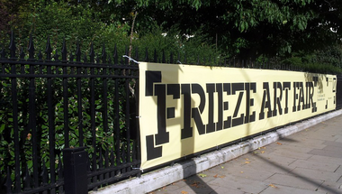 Frieze London szoborpark