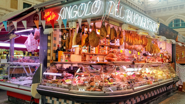 Piacozás Livorno-ban