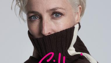 Gillian Anderson divattervező lett