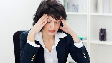 Menopauza az irodában