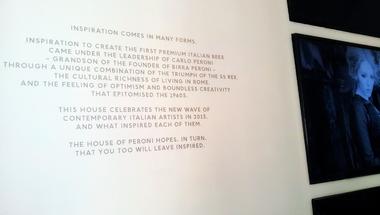 House of Peroni - amikor Londonban az olasz kultúrát ünneplik