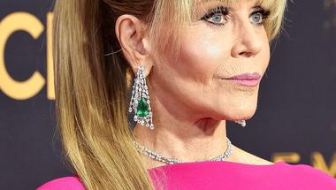 Jane Fonda, a (majdnem) nyolcvanéves Barbie