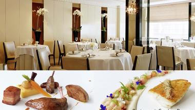 A brit gasztronómia élre tör - 3 Michelin-csillagos éttermek a szigetországban