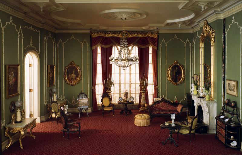 English Drawing Room of the Victorian Period, 1840-70, c. 1937.jpg