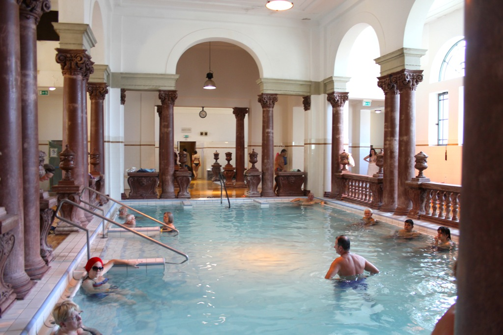 in the spa.JPG
