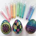 Húsvéti tojásdíszítő ötletek kicsiknek és nagyoknak! Karantén verzió.