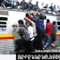 Akkor is felmegyek a vonatra