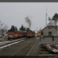2014.08.31 20 éves jubileumi, 2. rész – A káosz szíve helyett a 107-es, ahol már vonat sem jár