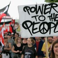 A tüntetések természetéről