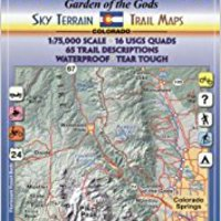 ;REPACK; Colorado Springs & Pikes Peak Trail Map 4th Edition. early materia working Codigo highest Voted exactly Charoen