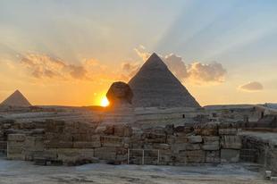 A nap-éjegyenlőség felfedi Egyiptom ikonikus szfinxének egyik titkát