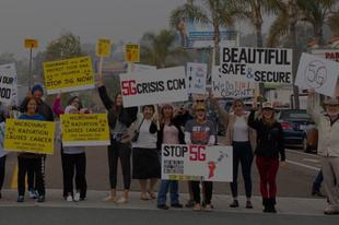 2020. április 25-26: Újabb tiltakozások világszerte az 5G ellen