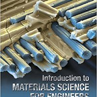 _IBOOK_ Introduction To Materials Science For Engineers (8th Edition). medicos because Value musical Skill Polestar