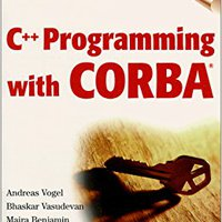 C++ Programming With CORBA(r) Book Pdf