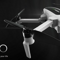 4K-s drón a megfizethető kategóriából! Itt a Hubsan H117S Zino