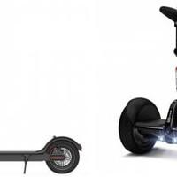 15 elektromos roller és kerékpár lett olcsóbb a mai napon!