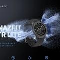 Megjelent az Amazfit GTR Lite, az új kitartó és olcsó okosóra