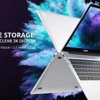 ALLDOCUBE Kbook – Ultrabook 3K kijelzővel és 512GB SSD-vel