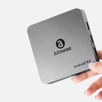 Alfawise A8 NEO TV BOX teszt