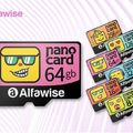 Alfawise 64GB microSD memóriakártya teszt