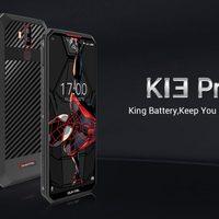 Nagy akkumulátor, bőr vagy kevlár hatású borítás - Itt az új Oukitel K13 Pro