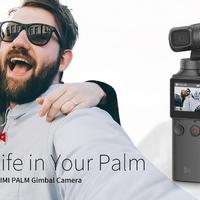 A FIMI PALM felbolygatja a piacot és ellenfelet állít a DJI Osmo Pocket kamerának!